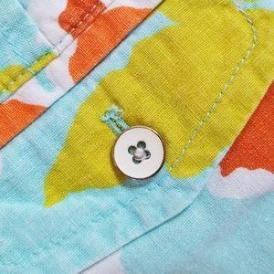 LOFT Shorts - Ann Taylor LOFT Floral Shorts